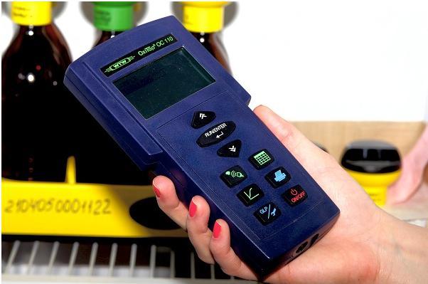Анализатор БПК (биологического потребления кислорода) OxiTop Control system (WTW, Германия)